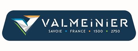 VALMEINIER - Logotype CMJN Horizontal Ecusson